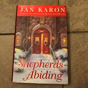 SALE 7/$20 hardback Jan Karon book